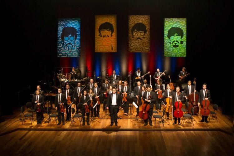 'Imagine' ganha versão da Orquestra Ouro Preto