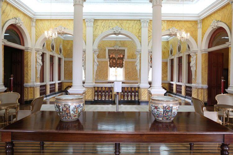 Palácio da Justiça comemora 120 anos
