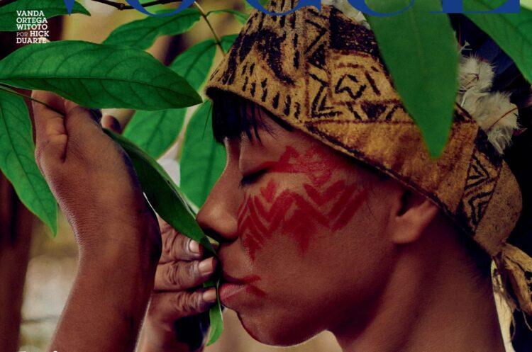 'Vogue Brasil' celebra os Guardiões da Floresta