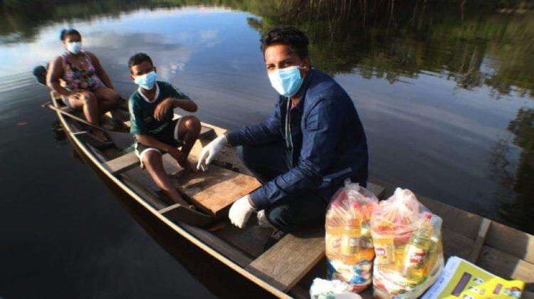 Livro enfoca combate ao coronavírus na Amazônia